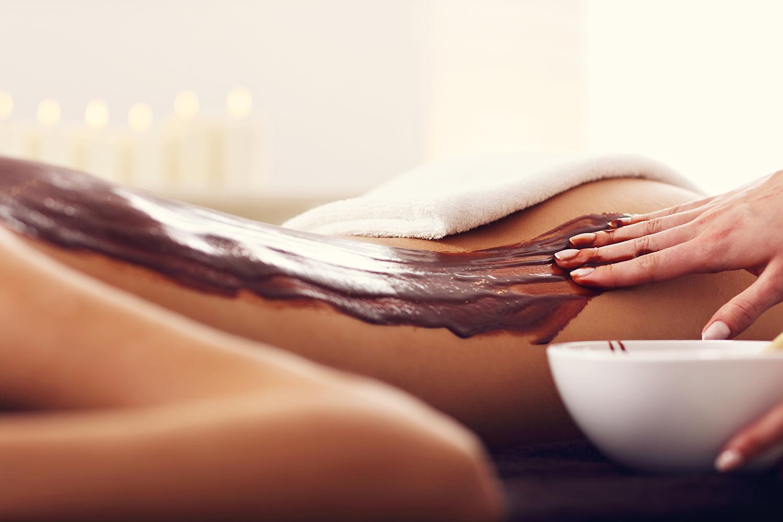 Alluring Dark Chocolate Crave massage - σοκολατοθεραπεία - μασάζ
