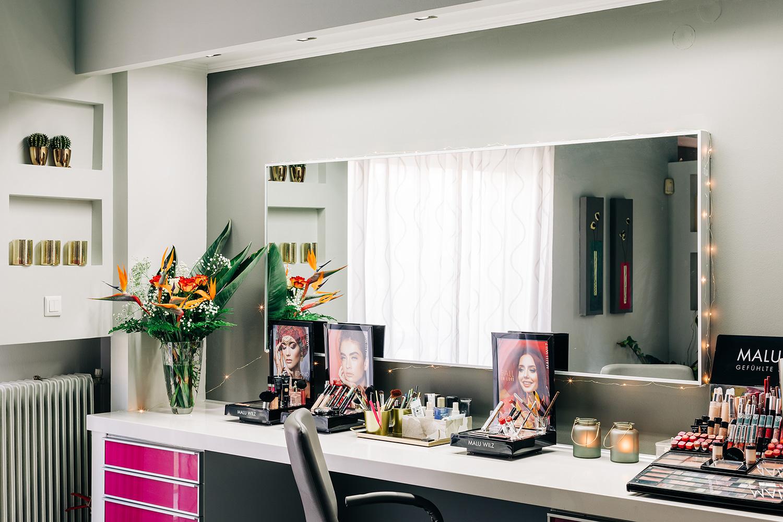 Επαγγελματικό Μακιγιάζ - Make Up για όλες τις περιστάσεις