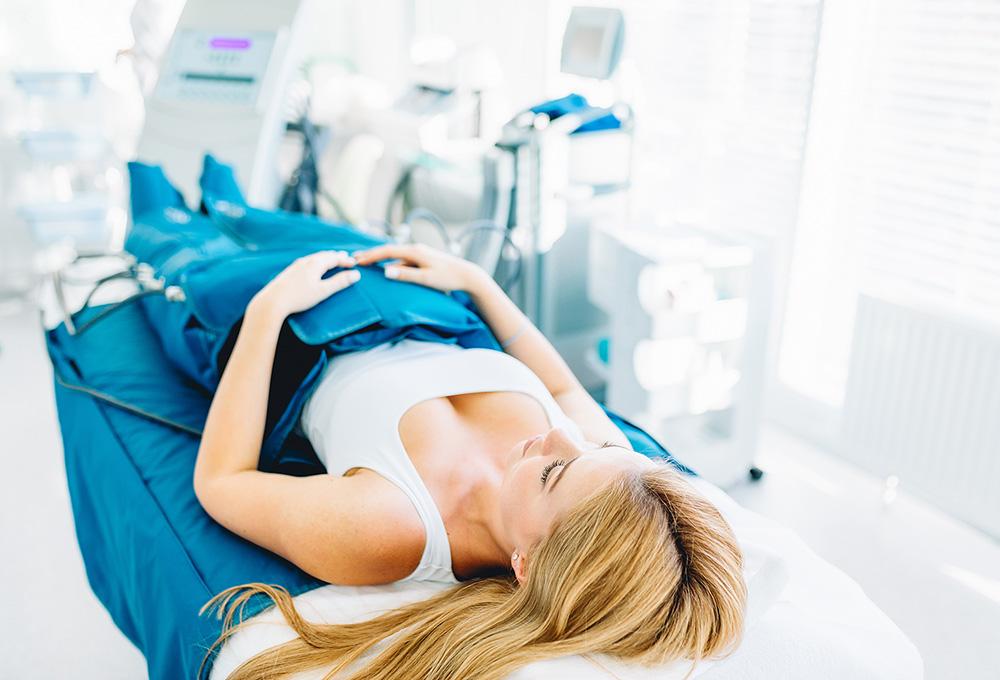 Πρεσσοθεραπεία - Θεραπείες σώματος