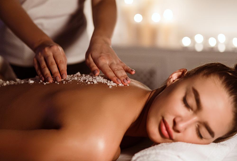 Confetti Rainfall Shower Massage Therapy - Μασάζ